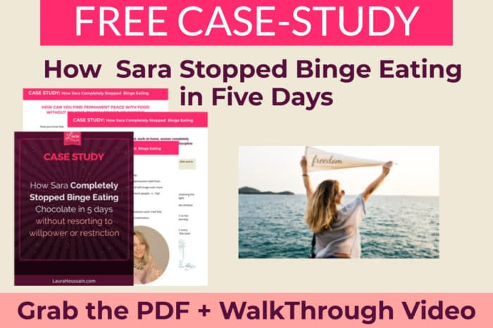 How to Stop Craving Sweets and Eating too Much Sugar – sara case study banner e1535715442692 – image