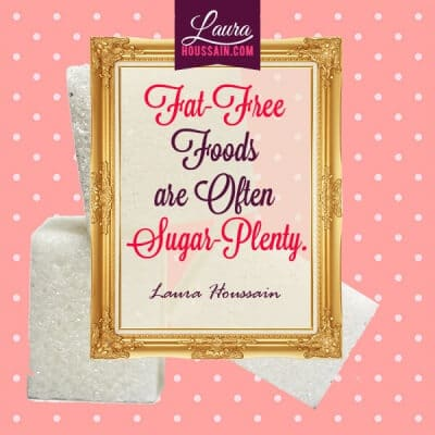 food and sugar quote image