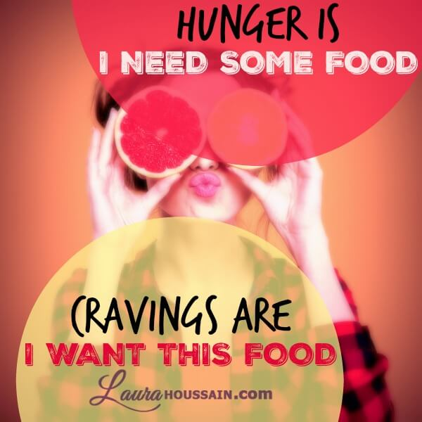 Hunger or Cravings