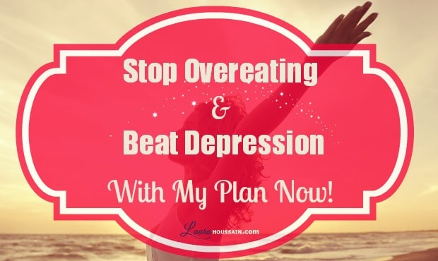 How to Stop Overeating, Sugar Cravings and Beat Depression without Drugs – stop binge overeating disorder depression – image