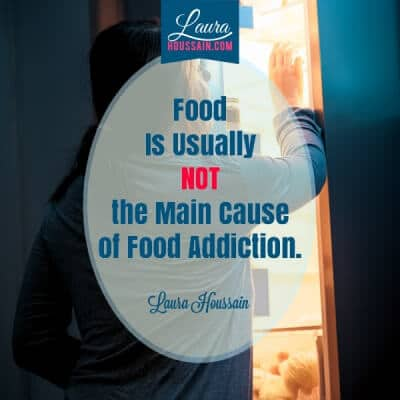 Stop Binging And Overeating Permanently With Four Easy Steps – root cause 1 food addiction quote e1448932729314 – image