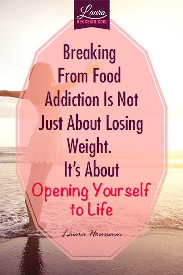 Breaking from Food Addiction Is Not Just About Losing Weight