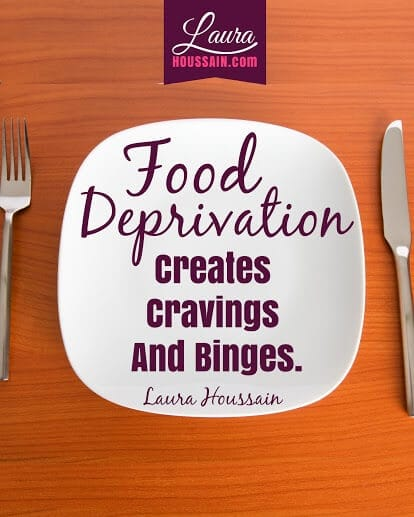 Food Deprivation Creates