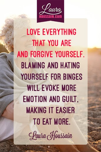 Love Everything that You Are and Forgive Yourself