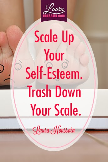 Scale Up Your Self-Esteem