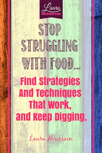 Stop Struggling with food