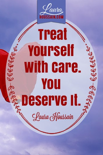 Treat Yourself With Care