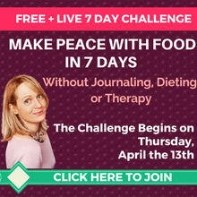 Join the Food Peace Challenge image