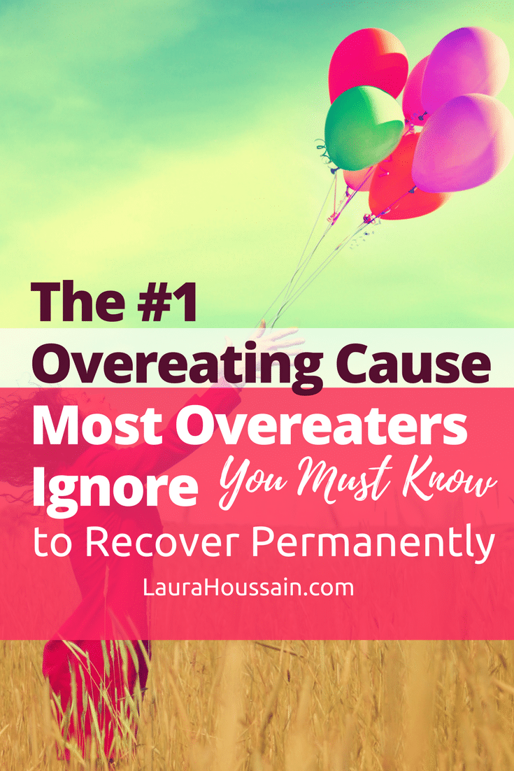 So You Think You Know What Causes Overeating? Guess Again! When I say overeating, I mean binge eating, eating mindlessly or without control. You may have heard, it's all due to a lack of willpower or because certain foods are addictive. But that's really not it!.  Every woman I have coached had this core, root reason why they couldn't stop eating. It took me years to understand this but you can get the answer to the why of overeating in just a couple minutes. Now is the time to read. Click over to my site and steal my discovery.