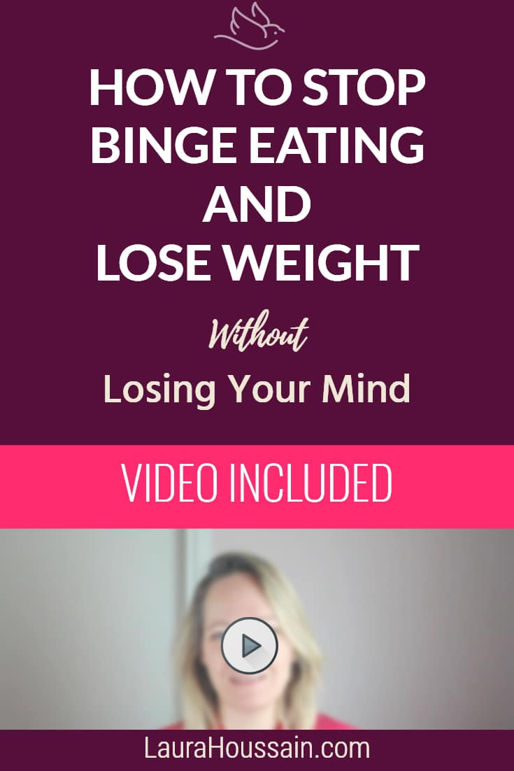 How to Stop Binge Eating & Lose Weight without Losing Your Mind – how to stop binge eating lose weight.pintall2 – image